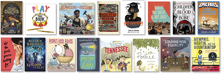 Midsouth (Tennessee/Kentucky) | 2019 SCBWI Midsouth Fall Conference