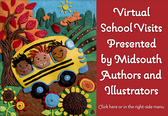 Virtual  School Visits presented by Midsouth Authors and Illustrators